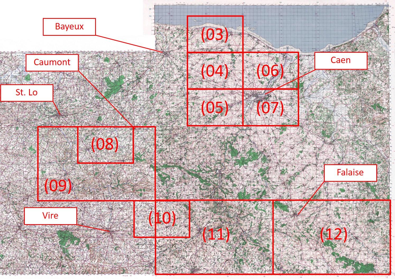 002A - GSGS-4249-6F-7F - maps