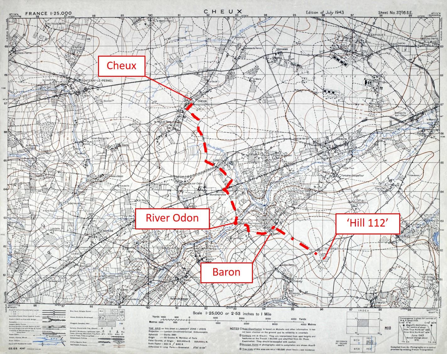 005B - GSGS-4347-Cheux-route