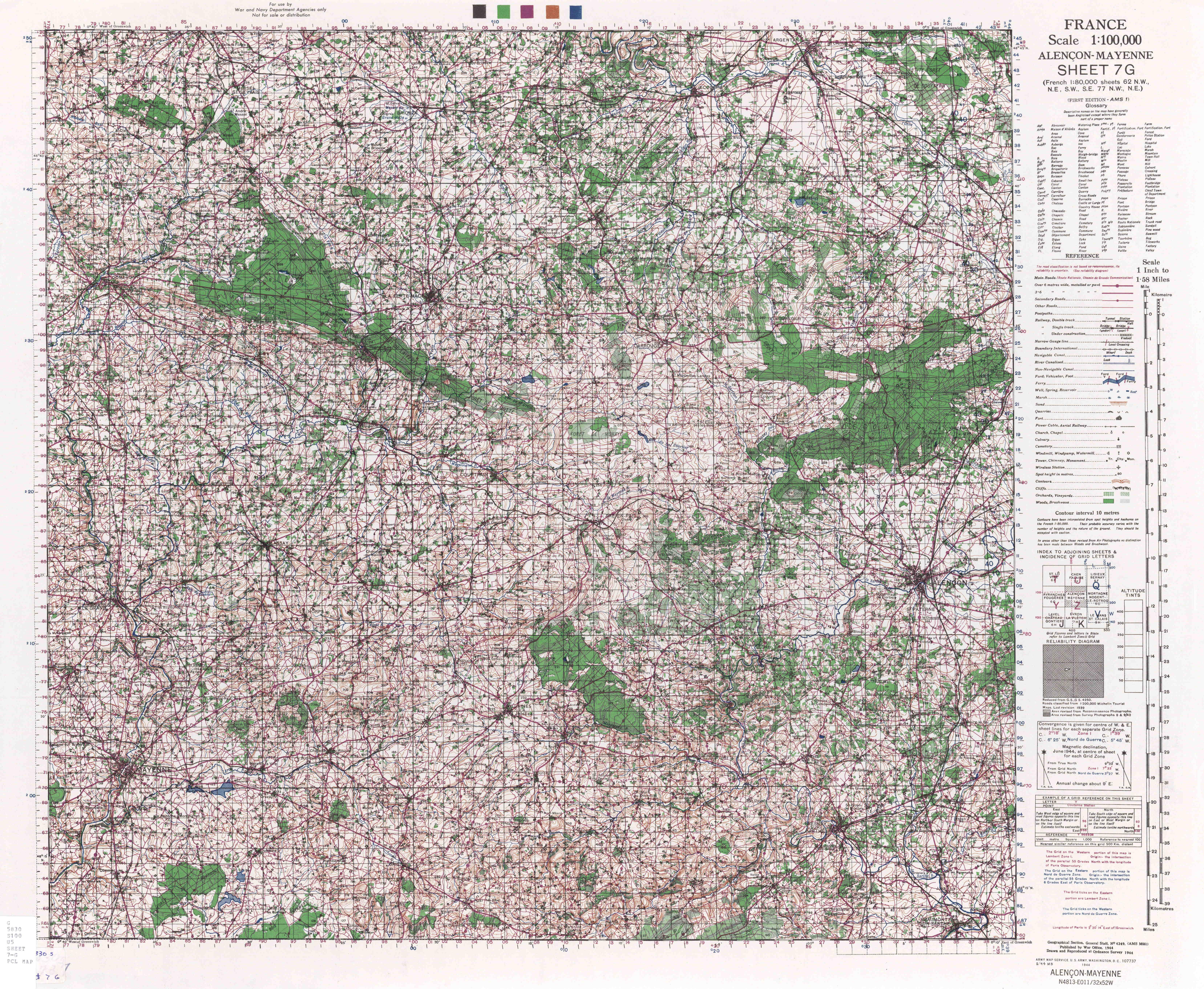 013A - GSGS-4249 Alencon-Mayenne-7G