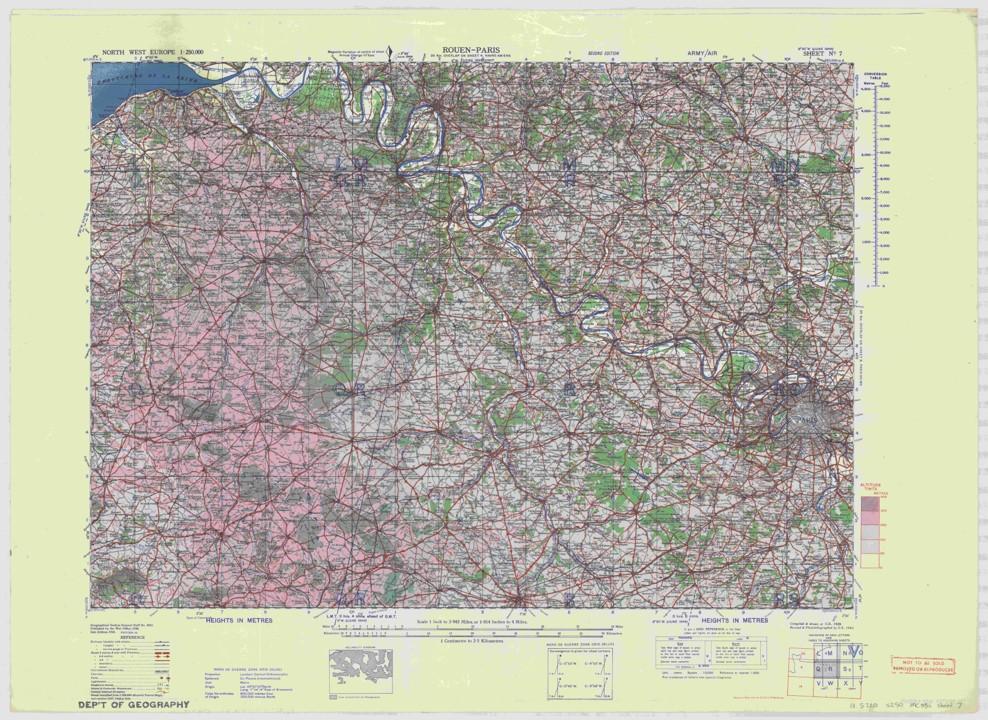 015A - GSGS-4042 - Rouen-Paris