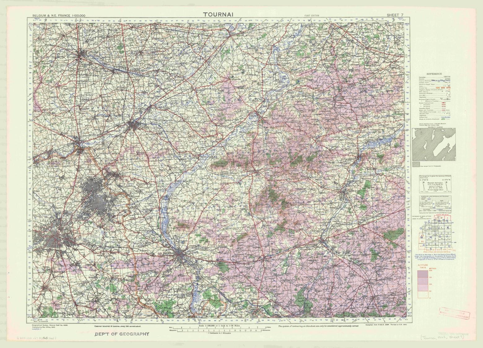 023A - GSGS-4336-Tournai