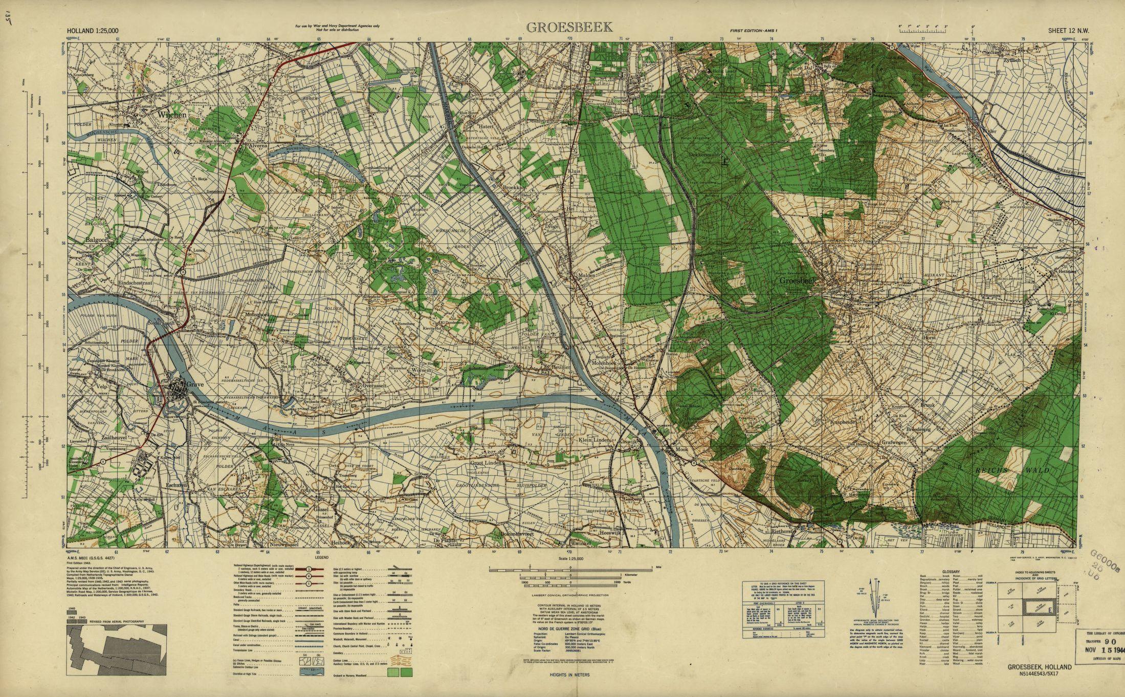 036B - GSGS-4427 -Groesbeek