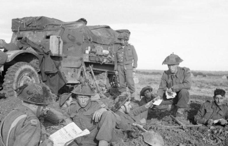 N003 - Near Baron, 29 June 1944 - IWM B6194