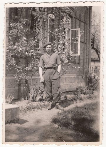 """N071 - """"Swanney"""", probably G Coy - anon. collection"""