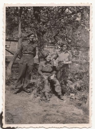 """N072 - """"Jojo"""", """"Swanney"""", """"Ram"""", probably G Coy - anon. collection"""