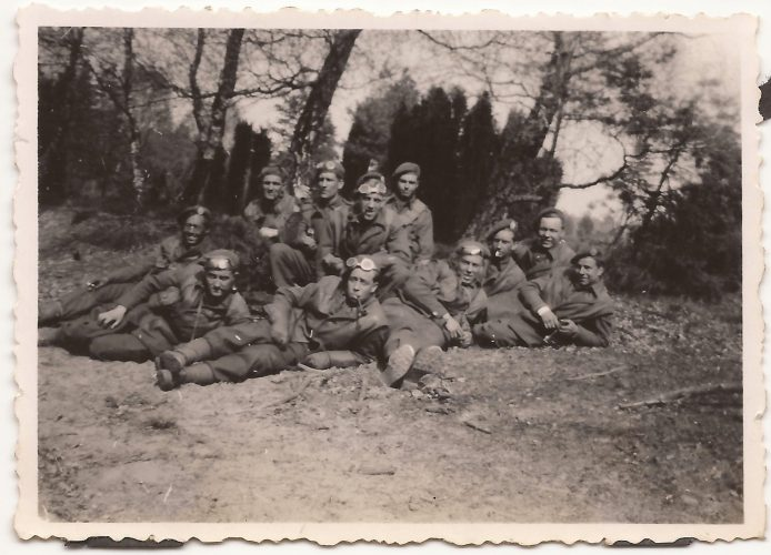 N076 - Unknown, probably G Coy. - Anon. collection