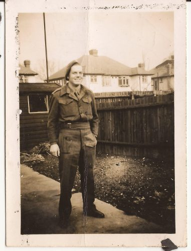"""N084 - """"John"""", probably G Coy. - Anon. collection"""
