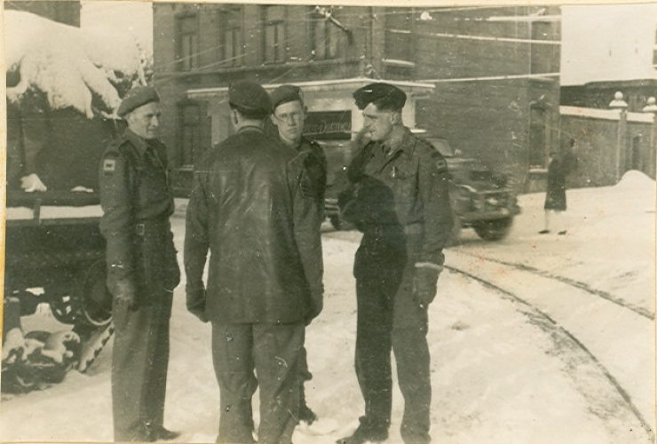 N041 - Ardennes - Sgt. White collection
