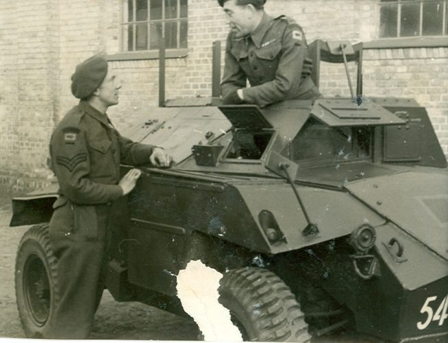 N045 - ??, ?? - Sgt. White collection