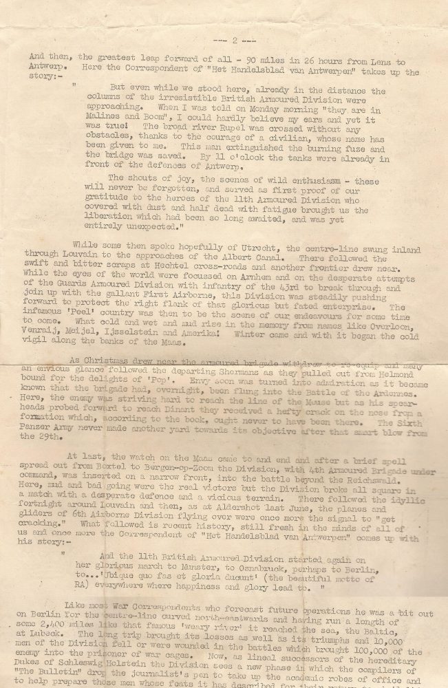 The Bulletin, No. 300 - 14 May 1945 - 2/2 - Fruin collection