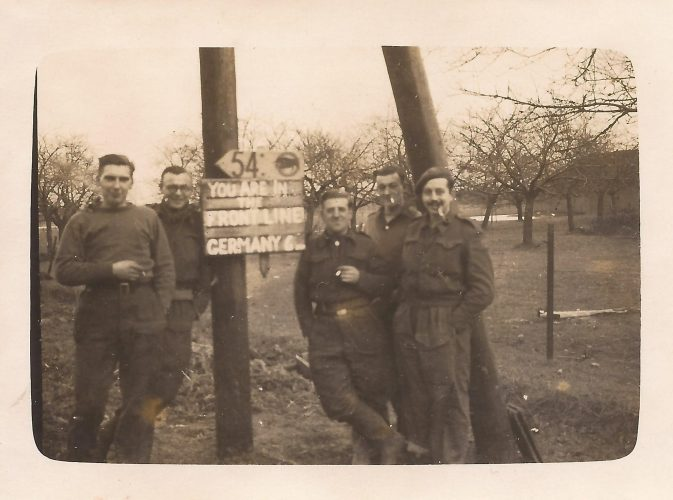 N012 - Probably G Company - Sgt. Fruin collection