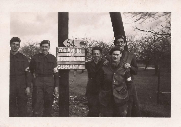 N013 - Probably G Company - Sgt. Fruin collection