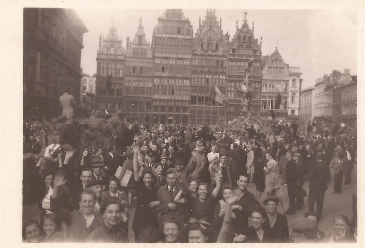 Groote Markt, Antwerp - Sgt. Fruin collection