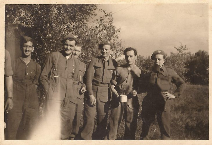 N020 - Probably G Company - Sgt. Fruin collection