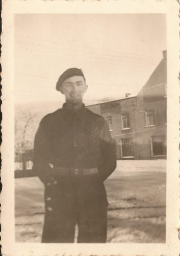 N030 - Sgt. McEwen, G Company - Sgt. Fruin collection