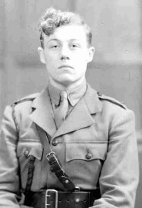 Lt Oxley-Boyle at Ranby 1942