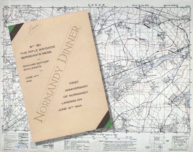 Maps and other documents