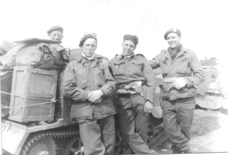 N054 - Possibly H Coy - Cpl. Gillate collection