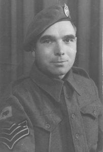 Sgt A.White - cut